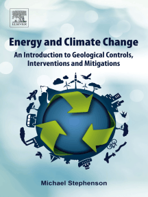 Energy and Climate Change: An Introduction to Geological Controls, Interventions and Mitigations