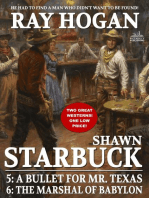 Shawn Starbuck Double Western 3