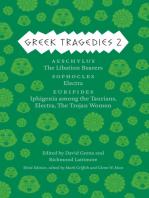 Greek Tragedies 2