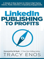 LinkedIn Publishing to Profits