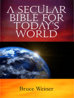 A Secular Bible For Today's World