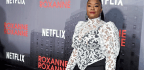 Roxanne Shante Smells Her Flowers With 'Roxanne Roxanne' Biopic