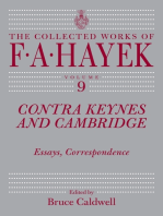 Contra Keynes and Cambridge