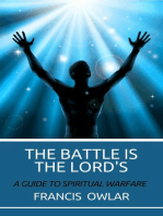 The Battle is the Lord's