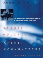 Sexual Politics, Sexual Communities