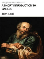 A Short Introduction to Galileo