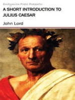 A Short Introduction to Julius Caesar