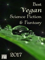 Best Vegan Science Fiction & Fantasy of 2017