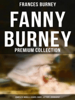 FANNY BURNEY Premium Collection