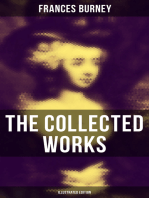 The Collected Works of Frances Burney (Illustrated Edition)