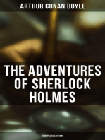 The Adventures of Sherlock Holmes (Complete Edition)
