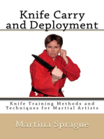 Knife Carry and Deployment