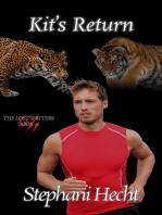 Kit's Return (Lost Shifters #30)