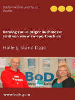 Katalog zur Leipziger Buchmesse 2018 von www.sw-sportbuch.de