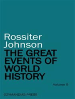 The Great Events of World History - Volume 9