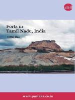 Forts in Tamil Nadu India