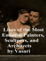 Lives of the Most Eminent Painters, Sculptors, and Architects: all ten volumes in a single file