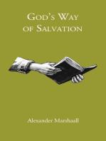 God's Way of Salvation