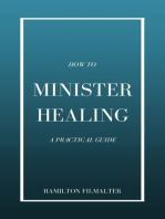 How to Minister Healing