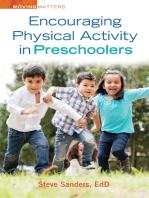Encouraging Physical Activity in Preschoolers
