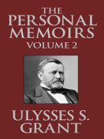 The Personal Memoirs of Ulysses S. Grant, Vol. 2