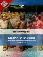 Mazzini e Bakunin