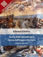 Storia della decadenza e rovina dell'Impero Romano, volume 2