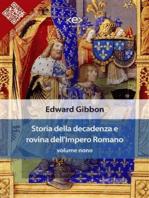 Storia della decadenza e rovina dell'Impero Romano, volume 9