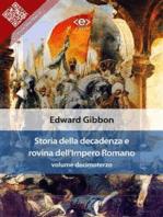 Storia della decadenza e rovina dell'Impero Romano, volume 13