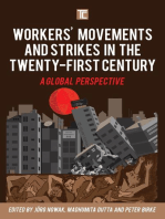 Workers' Movements and Strikes in the Twenty-First Century: A Global Perspective