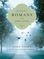 Reading Romans with John Stott, vol. 2