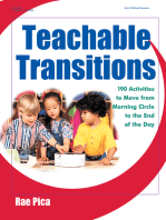 Teachable Transitions