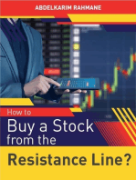 How to Buy a Stock from the Resistance Line?