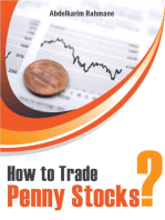 How to Trade Penny Stocks?