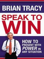 Speak to Win