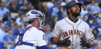 Dodgers Suffer Panik Attack In Opening Day Loss To Giants