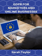 Gdpr For Marketers And Online Businesses