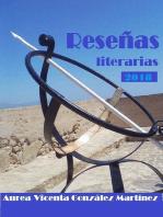 Resenas literarias 2018