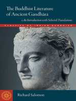 Buddhist Literature of Ancient Gandhara