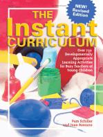 The Instant Curriculum, Revised