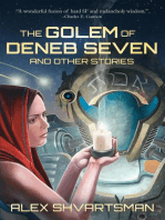 The Golem of Deneb Seven and Other Stories