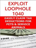 Exploit Loophole 1040