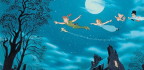 How the Make-Believe World of Peter Pan Inspired My Writing
