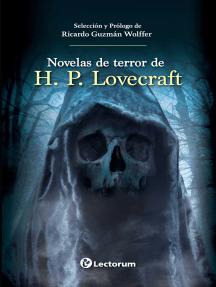 Novelas de terror de H. P. Lovecraft