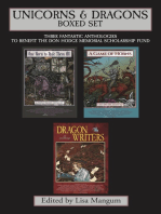 The Unicorns and Dragons Boxed Set