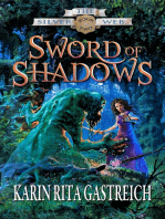 Sword of Shadows (Book Two of The Silver Web)