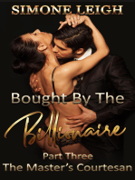 The Master's Courtesan: Bought by the Billionaire