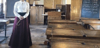 A 'Ragged School' Gives U.K. Children A Taste Of Dickensian Destitution
