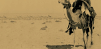 Lawrence Of Arabia's Robe & Dagger