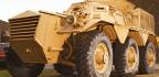 Fv603 Saracen Armoured Personnel Carrier